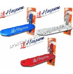 Alu leštené uchytenie batérie Hayame 235x45 mm