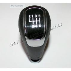 Hlavica radenie 6 rýchl. čierna Škoda Octavia I 1,8 / 1,9TDI, 2,0, Octavia II