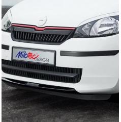 Racing lišta na prednú masku - Škoda Citigo od r.v. 2012