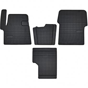Gumové koberce, Peugeot Traveller, 2017+, 1. rad sedadiel