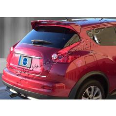 NEREZ chrom horní lišta kufru OMTEC (omsa line) - Nissan Juke