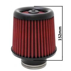 Športový vzduchový filter AEM Dryflow 60-77 mm