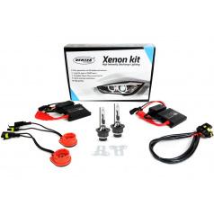 Xenon přestavbová sada H3 4300K SLIM (menší startéry)