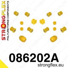 Honda Prelude 1992-96 StrongFlex Sport sestava silentbloků jen pro přední nápravu 16 ks