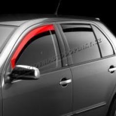 Veterné clony (ofuky) - predné, Škoda Felicia Limousine, Combi