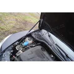 Škoda Octavia II - vzpera kapoty pravá KI-R