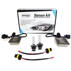 Xenon prestavbová sada D2S 6000K CANBUS (s odporom)