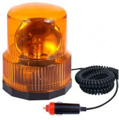 Maják výstražný 24V oranžový