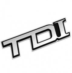 Znak TDI samolepiace