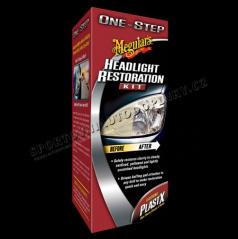 Meguiars sada na oživenie skiel svetlometov Headlight Restoration Kit