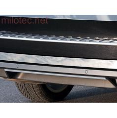 Škoda Superb III Limousine, Combi - lišta zadného nárazníka, ABS - Al-Bruschi