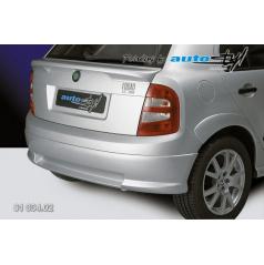 Škoda Fabia spojler pod zadný nárazník do 8 2004
