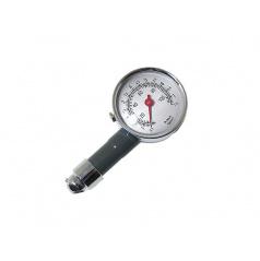 Merač tlaku v pneumatikách kovový do 7,5 Atm.