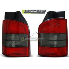 VW T5 2003-09 ZADNÍ LAMPY RED SMOKE (LTVW91)