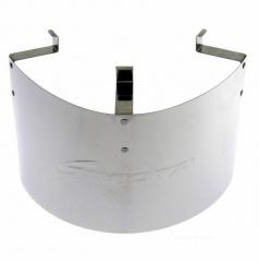 Tepelný štít pro sportovní filtr (výška 240, šířka 310 mm)