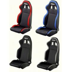 Športová sedačka Sparco R100 polohovateľná