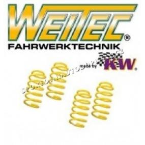 Sportovní pružiny ST suspensions ''Made by KW'' pro VW Passat (3BG) 4motion sedan 2.0, 2.3 V5, 1.9Tdi, 2.0TDi, snížení 30/30mm