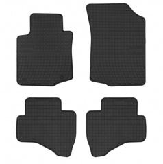 Gumové koberce, NISSAN PATHFINDER R51, 2010-2013