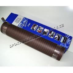 Nalepovacia 2D karbón fólia čierna 60x50 cm