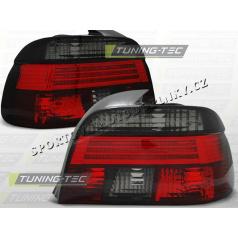 BMW E39 95-00 zadné lampy kryštalické (LTBM14) - sedan