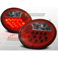 VW New Beetle 1998-05 zadné LED lampy red white (LDVW40)