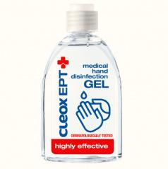 Antibakteriální gel pro dezinfekci rukou CLEOXEPT, 76% alkoholu 300 ml