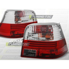 VW Golf IV 1997-03 zadné lampy Red White (LTVW03)