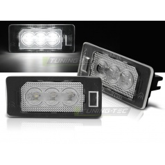 LED osvetlenie ŠPZ - BMW E90, F30, F32, E39, E60, F10, X3, X5, X6 (PRBM11)