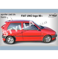 Fiat Uno Logo (90-95) spoiler zadných dverí horný (EÚ homologácia)