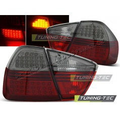 BMW E90 03.2005-08.2008 LED Indic. zadné LED lampy red smoke (LDBM68)