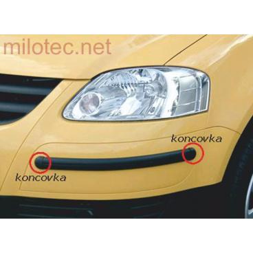 Koncovka pre ochrannú lištu nárazníkov, Škoda Kamiq