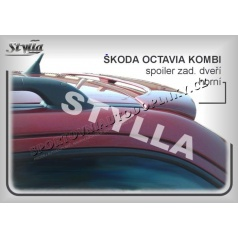 Škoda Octavia I combi 98+ spoiler zadných dverí horný (EÚ homologácia)
