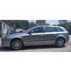 Alfa Romeo 159, 2005-2011, combi, wagon, bočné ochranné lišty dverí
