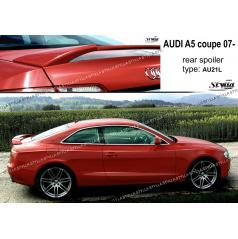 Audi A5 coupe 2007+ zadný spoiler (EÚ homologácia)