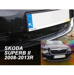 Škoda Superb II, 4.dver, 2008-2013, dolná zimná clona - kryt chladiča