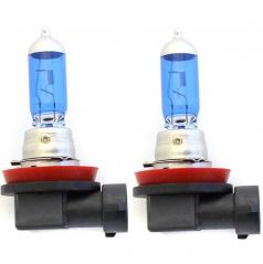 Halogénová žiarovka H8 s xenon efektom 5000K 2 ks