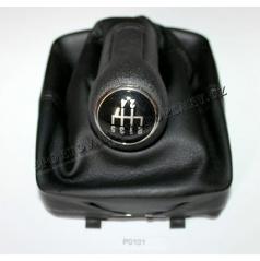 Kompletní řadící páka VW Polo 9N 2002-05 černá