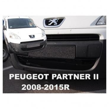 Zimní clona - kryt chladiče - Peugeot Partner II, 2008-15