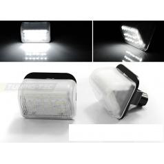 Mazda 6 / CX-7 / CX-5 LED osvětlení SPZ (PRMA01)
