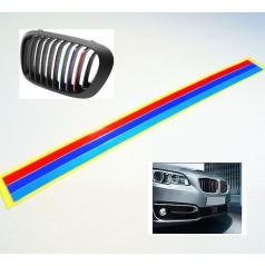 Prúžky na prednú masku BMW M POWER