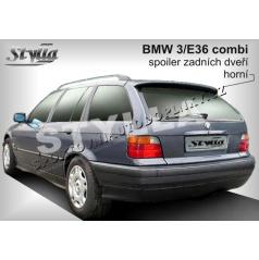BMW 3 / E36 Combi 95-99 spoiler zadných dverí horný