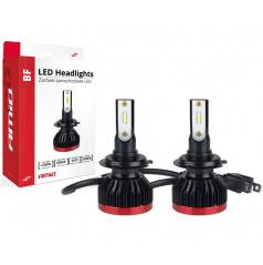 Extra silná LED žiarovka H7 do hlavných svetlometov 12V / 24V 3800 1 ks