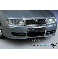 Škoda Octavia 2001 Rámček chladiča a RZ - RS