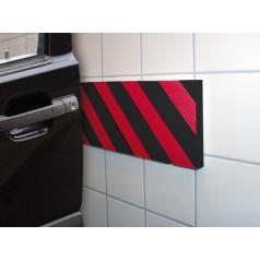 Garážová ochrana dverí u auta Prall-O-Fit, 2 ks