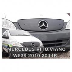 Zimní clona - kryt chladiče - Mercedes Viano/Vito, 2010-14