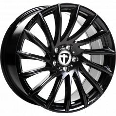 Alu kolo Tomason TN16 black 8,5x19 5x120 ET35