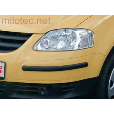 Ochranná lišta nárazníkov, 5m s 6 koncovkami, 38x15 mm, Škoda Kamiq