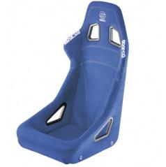Pevná sedačka Sparco Sprint modrá FIA homologácia