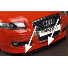 Audi A3 8P Lipa pod spoiler K 00056700 a K 00056739