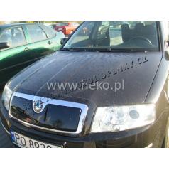 Zimná clona - kryt chladiča Škoda Superb I 4 dveř., 2002 - 2006